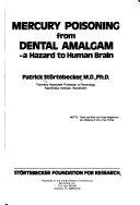 Mercury Poisoning from Dental Amalgam Book