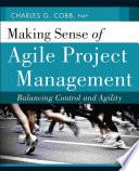 Making Sense Of Agile Project Management Book PDF