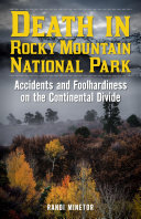 Death in Rocky Mountain National Park