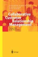 Collaborative Customer Relationship Management