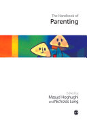 Handbook of parenting: theory and research for practice - Seite 127