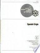 1977 survey of minority-owned business enterprises