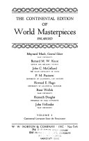 The Continental Edition of World Masterpieces