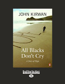 Pdf All Blacks Don't Cry