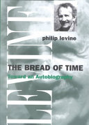 The Bread of Time Book