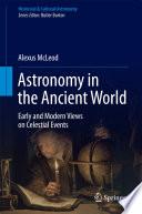 Astronomy in the Ancient World Pdf/ePub eBook