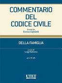 Commentario del Codice civile- Della famiglia- artt. 74-176