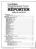 The California Regulatory Law Reporter