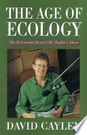 The Age of Ecology Book