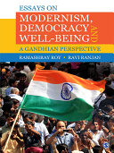 Essays on Modernism, Democracy and Well-being