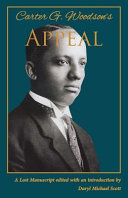 Carter G  Woodson s Appeal