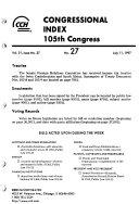 Congressional Index Book