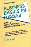 Business Basics in Hawaii