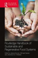Routledge Handbook of Sustainable and Regenerative Food Systems Pdf/ePub eBook