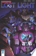 Transformers  Lost Light  17 Book