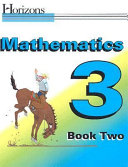 Horizons Mathematics 3