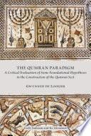 The Qumran Paradigm