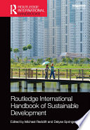 Routledge International Handbook Of Sustainable Development