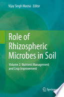 Role of Rhizospheric Microbes in Soil