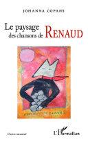 Le paysage des chansons de Renaud [Pdf/ePub] eBook