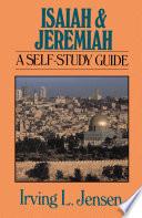 Isaiah Jeremiah Jensen Bible Self Study Guide