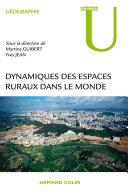 Pdf Dynamiques des espaces ruraux dans le monde Telecharger