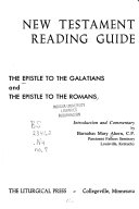The Epistle To The Galatians And The Epistle To The Romans