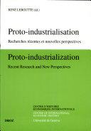 Proto-industrialisation