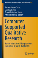 Computer Supported Qualitative Research