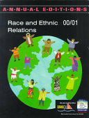 Race and Ethnic Relations 2000 2001