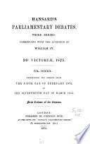 Parliamentary Debates0