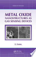 Metal Oxide Nanostructures as Gas Sensing Devices Book