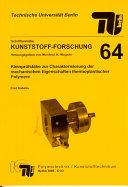 Kleinprüfstäbe zur Charakterisierung der mechanischen Eigenschaften thermoplastischer Polymere