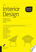 The Interior Design Reference   Specification Book updated   revised