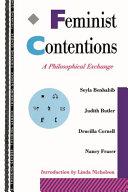 Feminist Contentions