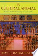 The Cultural Animal Book PDF