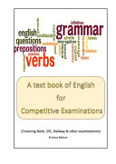 A text book of English for Competitive Examinations