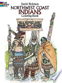 Northwest Coast Indians Coloring Book