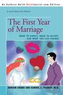 The First Year of Marriage