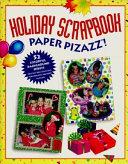 Holiday Scrapbook Paper Pizazz