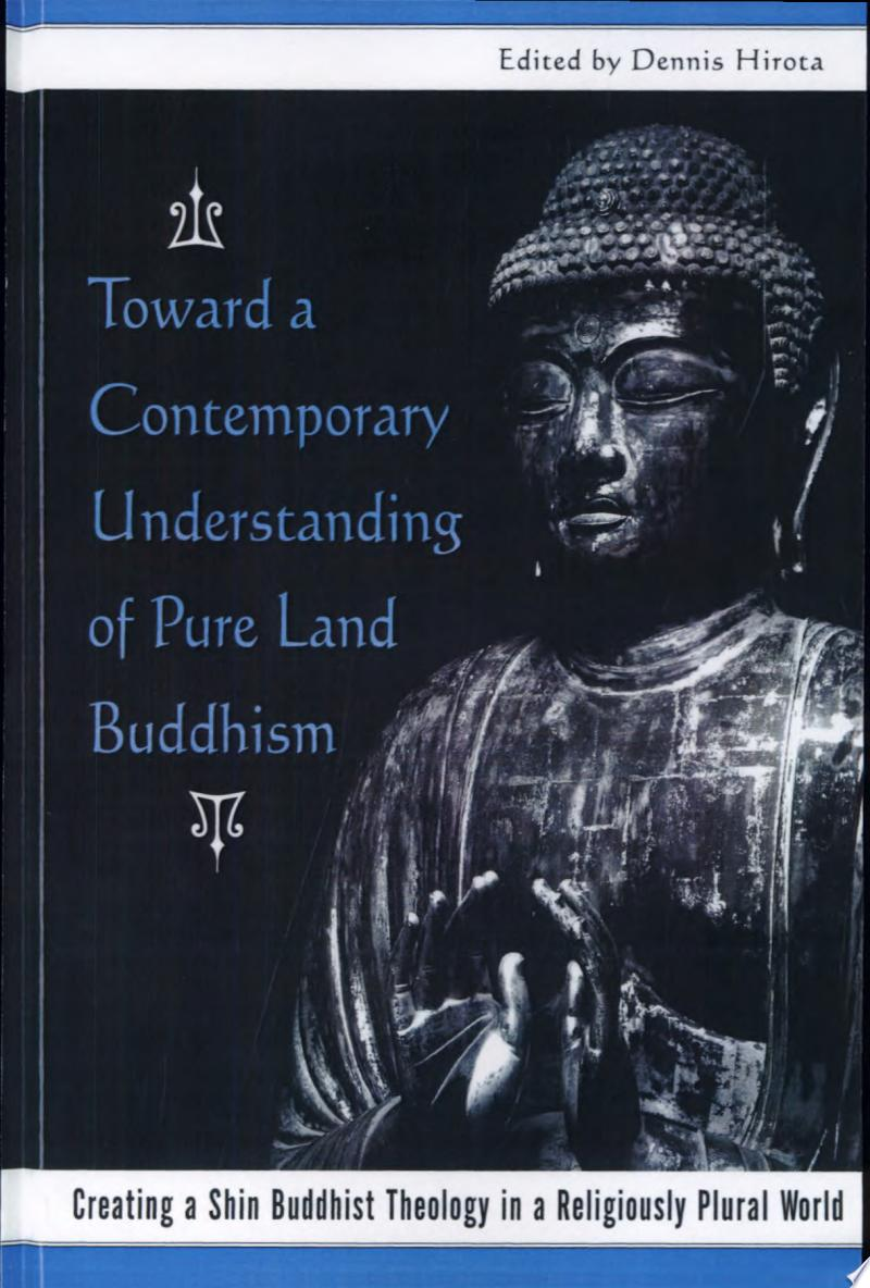 Toward a Contemporary Understanding of Pure Land Buddhism banner backdrop