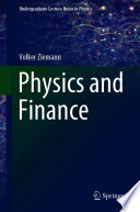 Physics and Finance