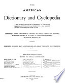 The American Dictionary and Cyclopedia
