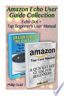 Amazon Echo User Guide Collection