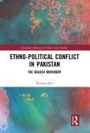 Ethno-political Conflict in Pakistan Pdf/ePub eBook