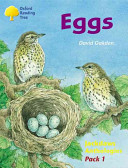 Oxford Reading Tree: Stages 8-11: Jackdaws: Eggs (Pack 1)