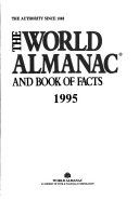 The World Almanac and Book of Facts  1995 Book