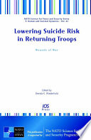 Lowering Suicide Risk in Returning Troops