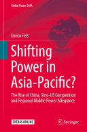 Shifting Power in Asia-Pacific? [Pdf/ePub] eBook