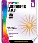 Spectrum Language Arts Grade 8